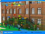 2016 de Apparatuur van de Speelplaats van de School voor Speelplaats van de Kabel van het Stuk speelgoed van de Spelen van het Kind van de Verkoop de Grappige