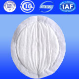 140mm Brust-Auflagen mit saugfähigem Polymer-Plastik für Mamma-Krankenpflege-Auflage-Wegwerfkrankenpflege-Auflage