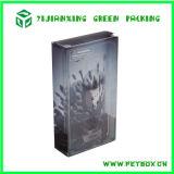 Boîte d'impression d'empaquetage en plastique d'animal familier pour la loupe
