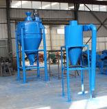 Pianta di riciclaggio residua del pneumatico/riciclare la strumentazione del pneumatico