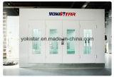 Cabine de peinture de jet de formation en Chine