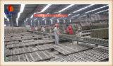 Vollautomatisches Lehm-Ziegelstein-Laden und Aus dem Programm nehmen, System stapelnd