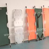 Dimensões da placa espinhal do hospital com controle de cabeça (CE / FDA / ISO)