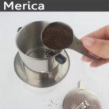 Dispositivo di gocciolamento vietnamita del caffè dell'acciaio inossidabile
