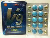 Tablillas masculinas de la ampliación del pene del sexo azul superior V9 de la venta con buen precio