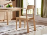 Лак самомоднейшей мебели/твердой древесины UV ясный обедая стул/стул офиса