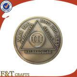 Kundenspezifische Metallmünzen für kleine Andenken