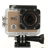 Wasserdichtes Action Camera Sj9000 WiFi Mini Camcorders 2 Inch 1080P 170 Wide Angle Lens Outdoor Sports DV Cameras