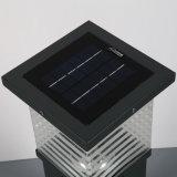 高い光のリチウム電池が付いている太陽庭ライト