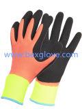 Nuevos productos, guante del látex del color, final de Sandy