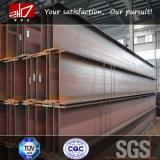 Fascio standard del grado A572 W8X21 H dell'esportazione ASTM nel Sudamerica