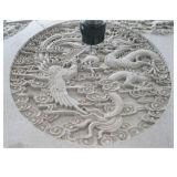 Scultura di pietra di pietra della macchina per incidere di CNC