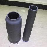 Boquillas consolidadas de la hornilla del carburo de silicio de la reacción (RBSIC)