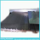 Präzisions-industrieller Aluminiumkühlkörper-Profil-Strangpresßling