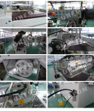 Krimp de Film van de Machine van de Verpakking POF krimpen Tunnel