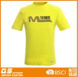 Maglietta corrente di modo di sport di squadra degli uomini