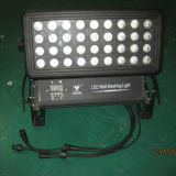 IP65 36X10W LED RGBW 4in1 de luz LED arandela de la pared