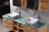 Projeto de venda quente do banheiro da madeira contínua, projeto barato do banheiro, mobília americana do banheiro do projeto do banheiro