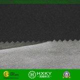 Polyester Striped das 4 Möglichkeits-Spandex beschichtete Gewebe für das gesponnene Tragen