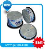 CD CD-R disco con la insignia del cliente Impreso
