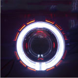 مصباح أماميّ [رتروفيت كيت] [80مّ] [95مّ] [وهيت-مبر] يثنّى لون [لد] ملاك أعين لأنّ نهار & [تثرن سنل ليغت]