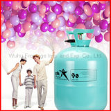Устранимая бутылка газообразного гелия для венчания