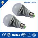 E27は白い110V-220V 12Wの省エネの球根LEDライトを冷却する