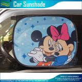 Pára-sol impresso costume do lado do engranzamento dos pára-sóis do carro dos desenhos animados (M-NF29F14015)