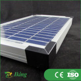 Конкурентоспособная цена для поли панели солнечных батарей 5W5V с пластичной рамкой