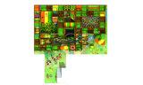 Dschungel-Thema-Kind-Innenspielplatz-Spielwaren