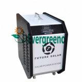 Generatore autoalimentato solare per uso domestico
