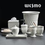 Белая установленная ванна фарфора (WBC0403A)