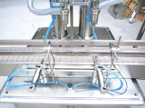 倍はパッキング粘着性ののりのために自動盛り土機械の先頭に立つ