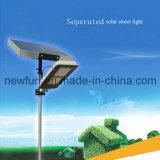 luz de rua solar separada 85W