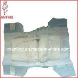 Heiß, hochwertiger und guter Preis-Breathable Wegwerfbaby-Windel-Fabrik in China verkaufend