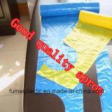 Plastica grembiuli blu e bianchi di 8.5g/PC