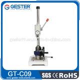 Ручное изготовление растяжимого тестера, аппаратура испытания прочности кнопки (GT-C09)