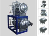 Sterilization inscatolato Pot Vacuum Packaging Sterilization Pot Double Bath Type (automatico/semiautomatico)