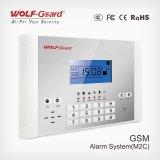 Alarme anti-roubo GSM Home avançado com idioma Mutifunction