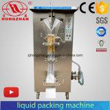 Máquina de relleno del lacre de la bolsa de plástico automática para el agua pura