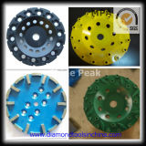 Diamant Grinding Wheels für Renew Concrete und Epoxy Resin Floor