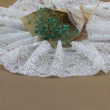 Jacquard Crochet Lace Trim per Women Dress e Clothing