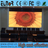Visualización de LED a todo color de interior de alquiler de alta resolución de P2.5 SMD