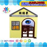 Puppe-Haus-hölzernes Kind-Schauspielhaus-/Children-Spiel-Haus (XYH12140-1)