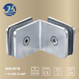 Cerniera dell'acciaio inossidabile degli accessori della stanza da bagno da vetro (B06-90B)