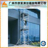 AluminiumScaffolding Tower, Portable Scaffolding, Movable Scaffolding für Sale