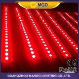 Iluminación al aire libre de la arandela de la pared de la luz IP66 RGB LED de la etapa del LED