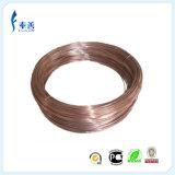 Alambre CuNi1 (NC003) del níquel del cobre del alambre de la aleación de la manganina