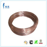 Manganinの合金ワイヤー銅のニッケルワイヤーCuNi1 (NC003)