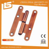 La H digita la cerniera di portello d'acciaio d'ottone (HG-02)